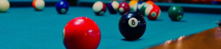Pool table refelting featured image