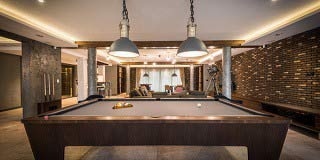 Qualified pool table installers in Akron