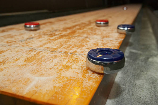 SOLO® Shuffleboard Movers Akron, Ohio.